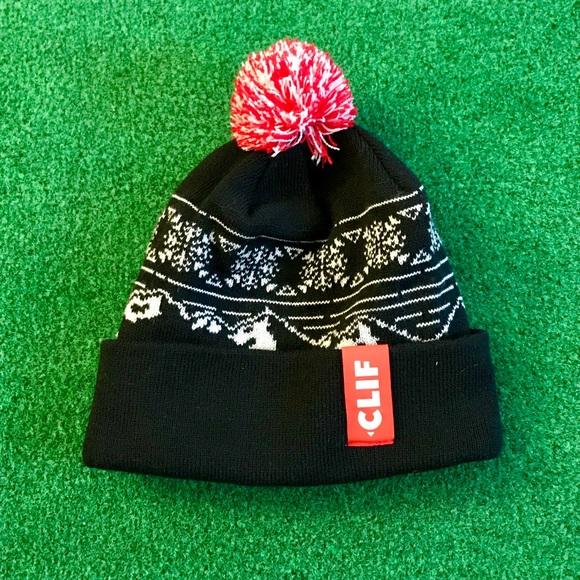69678f910fdbe Clif Bar Other - Clif Bar Winter hat